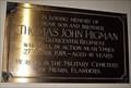 Image for Thomas John Higman - Whitchurch, Tavistock, Devon UK