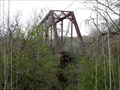 Image for Texas and New Orleans RR Bridge - Goliad, TX