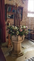 Image for Baptism Font - St Andrew - Glaston, Rutland