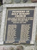 Image for MHM Pioneers of Holy Rosary Church - Winnipeg Beach MB