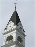 Image for Alfred Parish Church Clock - Alfred, Maine