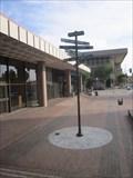 Image for San Bernardino Sister Cities Arrows - San Bernardino, CA