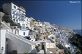 Image for Fira (Thira) from town look-out promenade - Santorini Island (Greece)
