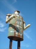 Image for Mr. Hook-Flea Market Guardian - Adams, Wisconsin