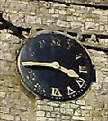 Image for All Saints Church Clock - Oystermouth, Gower, Wales.