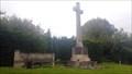 Image for Memorial Cross - Fontmell Magna, Dorset