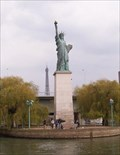 Image for Statue of Liberty - Paris
