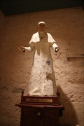 Image for St. John Paul II -- Cathedral Basilica of San Fernando de Bexar, San Antonio TX