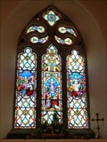 Image for Stained Glass Windows - St Catharine - Houghton on the Hill, Leicestershire