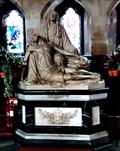 Image for Pietà, WWI memorial - St John the Evangelist - Bath, Somerset