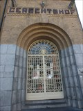 Image for Doorway of the Gerechtshof in Hasselt, Limburg / Belgium