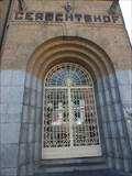 Image for Doorway of the Gerechtshof in Hasselt, Limburg / Belgium