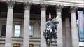 Image for Equestrian statue of the Duke of Wellington, Glasgow, Scotland, UK