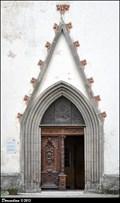 Image for Gothic portal of St. Catherine Church / Gotický portál kostela Sv. Kateriny - Olomouc (Central Moravia)