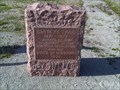 Image for Santa Fe Trail Marker - Old Franklin
