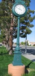 Image for Town Clock- Lancaster, California