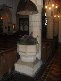 Image for Font, Church of St Mary the Virgin, Church Street, Wendens Ambo, Essex. CB11 4JZ