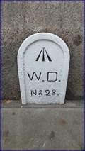 Image for Boundary Marker No 28 - St Katherine's Way, London, UK