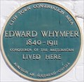 Image for Edward Whymper - Clifftown Parade, Southend-on-Sea, UK