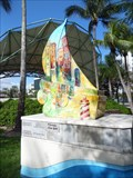 Image for Sailboat Sculpture -  Fort Lauderdale, FL