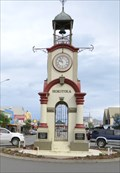 Image for Memorial Clock Tower - Hokitika, West Coast, New Zealand