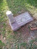 Image for Adis George Westbrook - Cedar Bayou United Methodist Church Cemetery, Cedar Bayou, TX