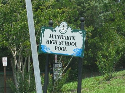 Mandarin High School Pool Jacksonville Fl Public Swimming Pools On