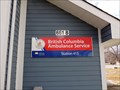 Image for British Columbia Ambulance Service Station 415 - Midway, British Columbia
