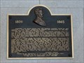 Image for Gettysburg Address Plaque - Hartford CT