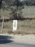 Image for Murray Valley Hwy Milestone - Swan Hill, Vic, Australia