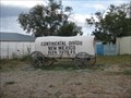 Image for Covered Wagon - Continental Divide, NM