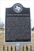 Image for Thomas Jefferson Towles