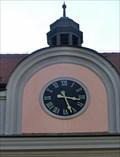 Image for Chateau Clock - Valasske Mezirici, Czech Republic
