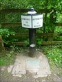 Image for Caldon Canal Milepost - Consall, Staffordshire.