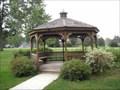 Image for Stenger Park Gazebo, Rutland, Illinois.