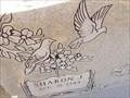 Image for Smith Headstone Doves - Oakland Cemtery - Oakland, OK, USA