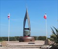 Image for The Free French Monument, Ouistreham, Normandy, France