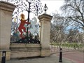 Image for Queen Elyzabeth Gate - Hyde Park, London