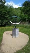 Image for Equatoriale Zonnewijzer - Armillairsfeer, Molenvijverpark, Genk, Belgium