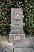 Image for Preußischer Meilenstein Oberkassel - Bonn, NRW, Germany