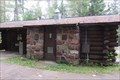 Image for Shower House - Scenic Park CCC/WPA/Rustic Style Historic Resources -– Bigfork, MN