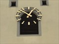 Image for Clock at Bell Tower of St. Johannes Meckenheim - RLP / Germany