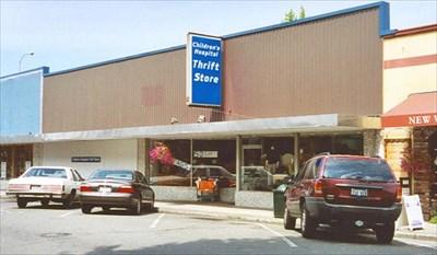 Furniture Shops Kent on Hospital Thrift Store Kent   Thrift Stores On Waymarking Com