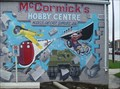 Image for McCormick's Hobby Shop Mural - London, Ontario