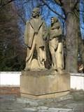 Image for Leskovice massacre monument  - Leskovice, okres Pelhrimov, CZ