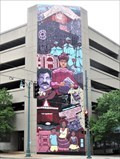 Image for History of Civil Rights  Mural - Memphis, Tennessee, USA.