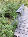 Image for Norris Road Trailhead Foot Bridge for the North Country Trail