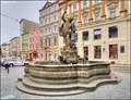 Image for Merkurova kašna / Mercury Fountain - Olomouc (Central Moravia)