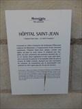 Image for Hopital Saint Jean - Montreuil Bellay, France
