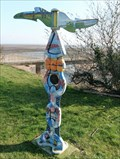 Image for Milepost 407 - Blackpill, Swansea, Wales.